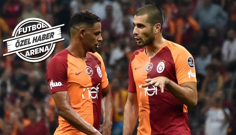 Galatasaray'da Eren ve Fernando, Kayseri'de oynayacak mı?