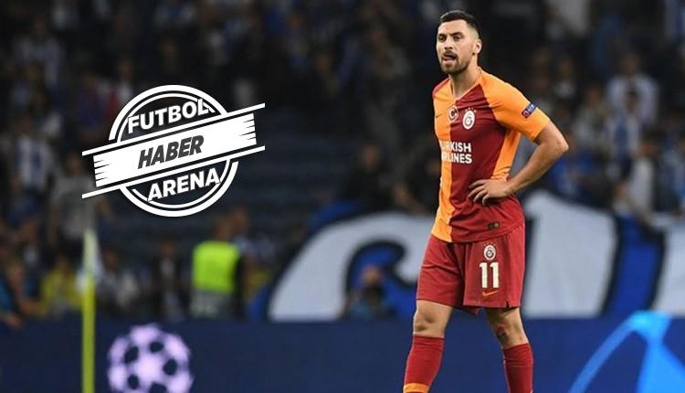 Galatasaray'da Sinan Gümüş'ün sakatlığı ciddi mi?