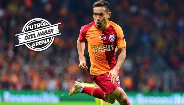 Galatasaray'dan Nagatomo kararı! Sakatlığında son durum