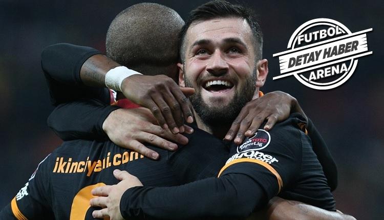 Galatasaray'ın Süper Lig'de en büyük farkı