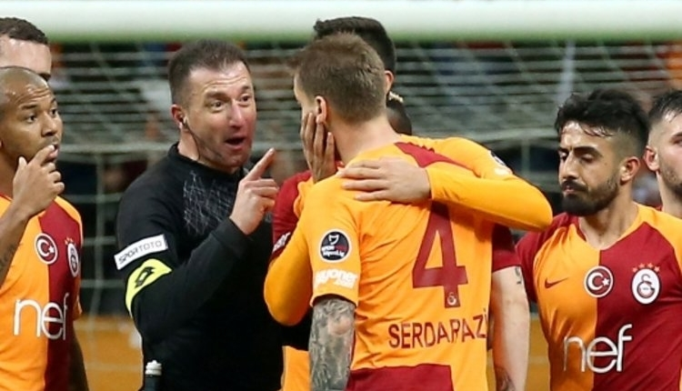 Galatasaraylı avukatlardan Hüseyin Göçek ve Halis Özkahya için suç duyurusu