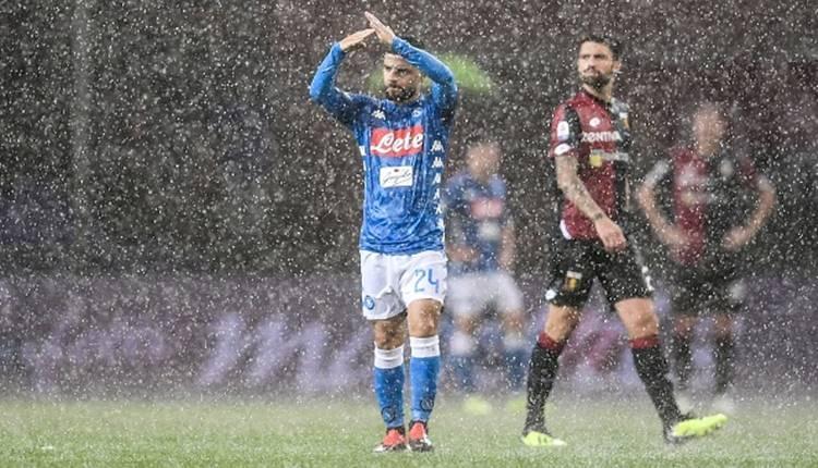Genoa - Napoli maçı durdu mu? Genoa Napoli ertelenecek mi?