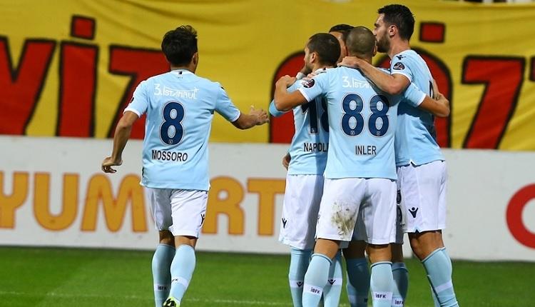 Göztepe 0-2 Başakşehir maç özeti ve golleri (İZLE)