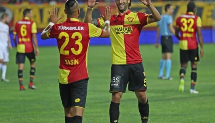 Göztepe, Rizespor maçıyla çıkış arayacak! Göztepe'nin muhtemel 11'i