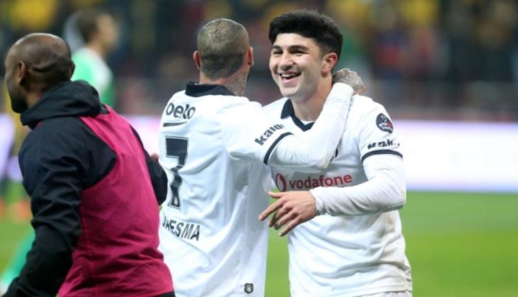 Güven Yalçın, Beşiktaş tarihine geçti! 2. sırada