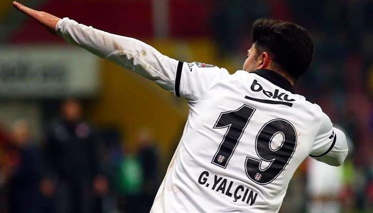Güven Yalçın'dan bir gol daha! Beşiktaş'ın prensi coştu