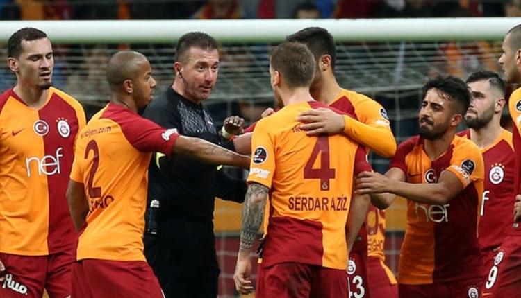 Halis Özkahya ve Hüseyin Göçek'e maç yok!