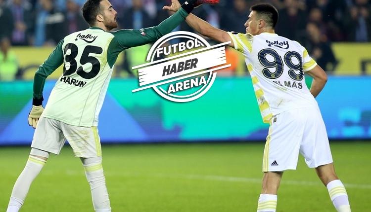 Harun Tekin'in Trabzonspor maçında kurtardığı penaltı