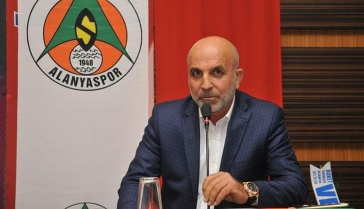 Hasan Çavuşoğlu: 'Yerimiz Alanyaspor'a yakışmıyor'