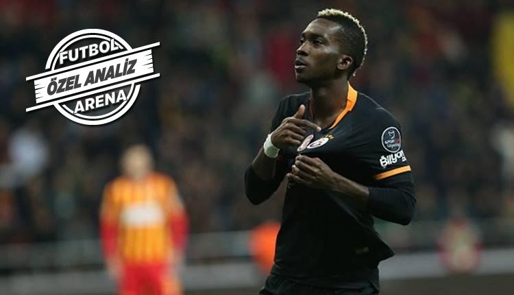 Henry Onyekuru, Kayserispor maçında nasıl oynadı?