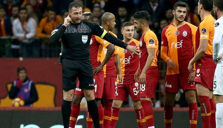 Hüseyin Göçek ile VAR konuşmaları açıklanacak mı? Galatasaray Konyaspor maçındaki penaltı
