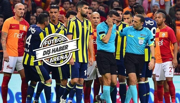 İtalyanlar'dan Galatasaray - Fenerbahçe tanıtımı! 'Tehlikeli derbi'