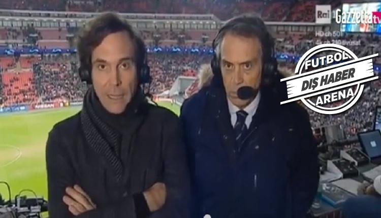 İtalya'yı karıştıran olay: 'Inter değil Galatasaray'dan bahsettim'