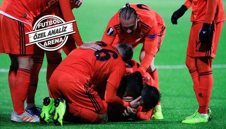 Jeremain Lens'ten Sarpsborg maçında kariyer performansı