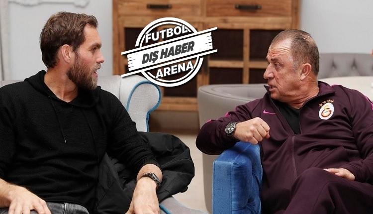Johan Elmander Galatasaray'ın Ocak transfer projesini açıkladı
