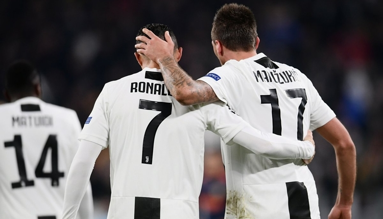 Juventus 1-0 Valencia maç özeti ve golleri izle