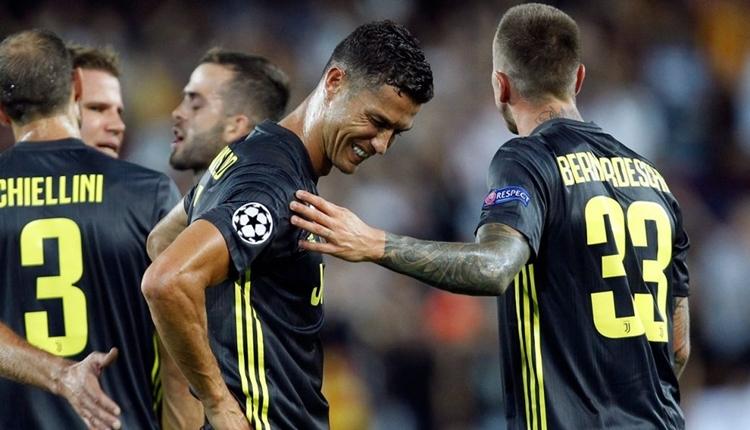 Juventus Valencia canlı ve şifresiz izle (Juventus Valencia hangi kanalda?)