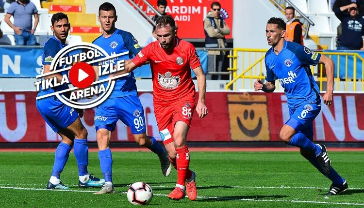 Kasımpaşa 1-2 Antalyaspor maçı özeti ve golleri (İZLE)