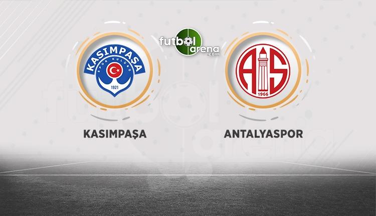 Kasımpaşa Antalyaspor beIN Sports canlı şifresiz izle (Kasımpaşa Antalyaspor CANLI)
