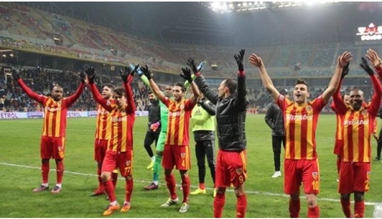 Kayserispor'da Galatasaray maçı öncesi sakatlar can sıkıyor