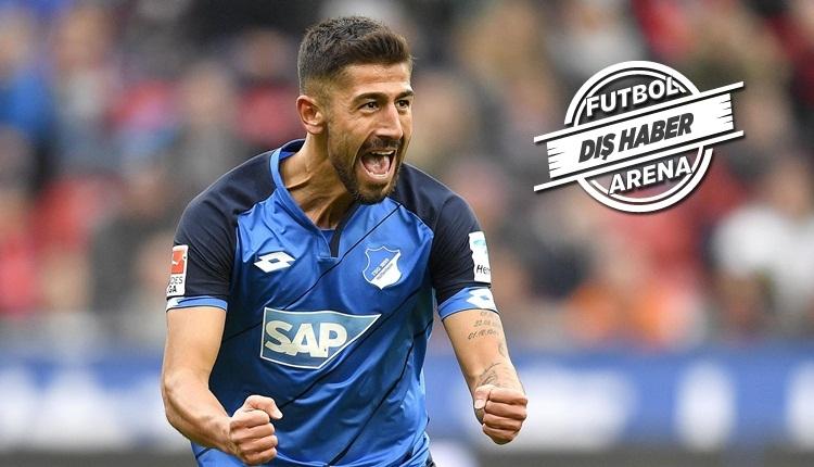Kerem Demirbay'a transferde Liverpool kancası! (Kerem Demirbay kimdir, golleri ve asistleri)