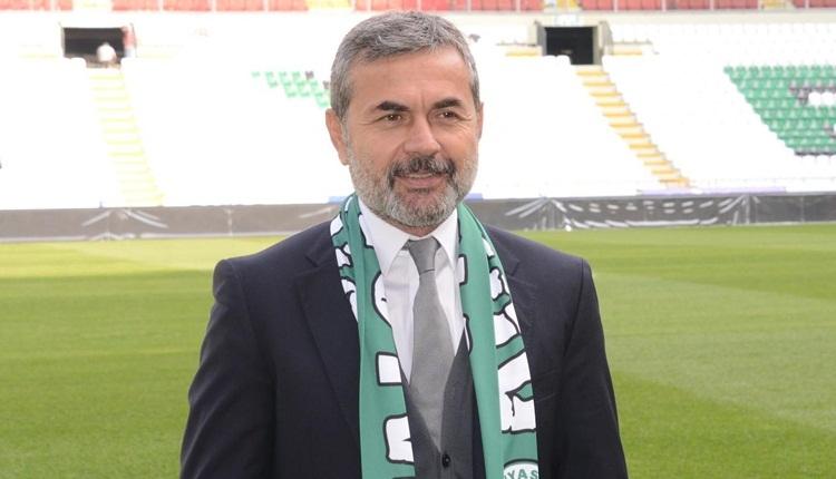 Konyaspor, Aykut Kocaman'ı resmen açıkladı