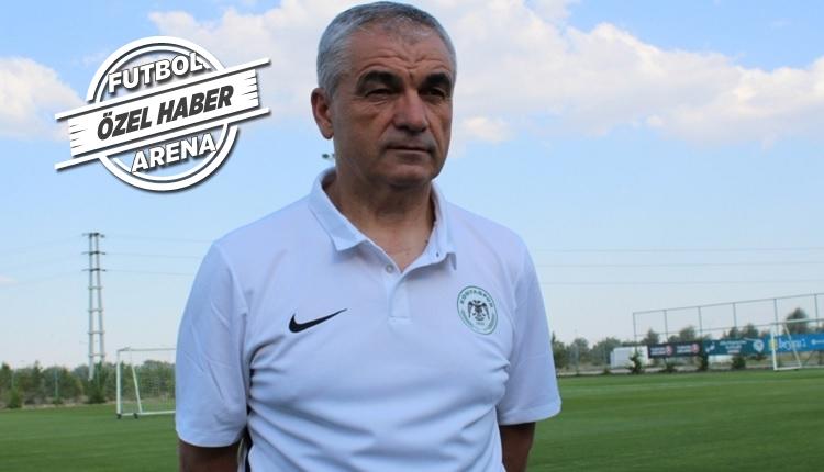 Konyaspor'un Rıza Çalımbay'ı gönderme sebebi: