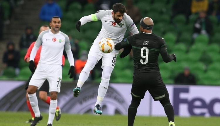 Krasnodar 2-1 Akhisarspor maç özeti ve golleri izle