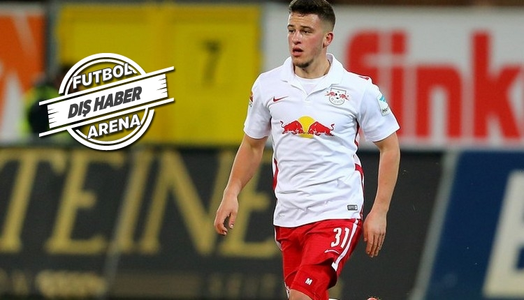 Leipzig'li Diego Demme'den Beşiktaş itirafı