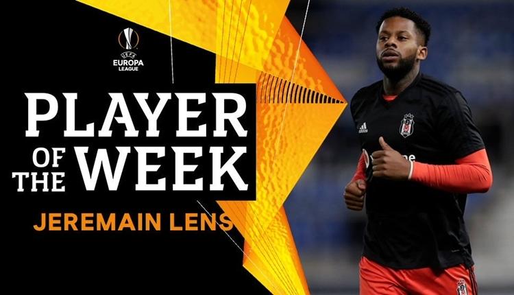Lens, UEFA Avrupa Ligi'nde haftanın futbolcusu seçildi