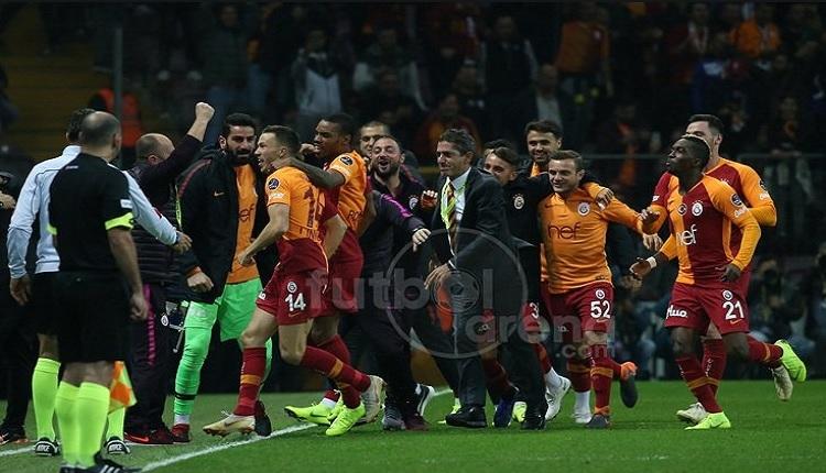 Linnes Süper Lig'de ilk golünü Fenerbahçe'ye attı