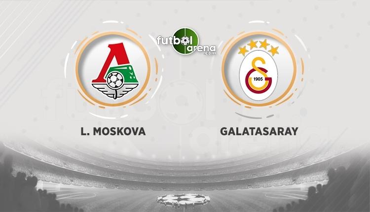 Lokomotiv Moskova - Galatasaray canlı izle (Lokomotiv Moskova - Galatasaray  bein sports canlı şifresiz İZLE)