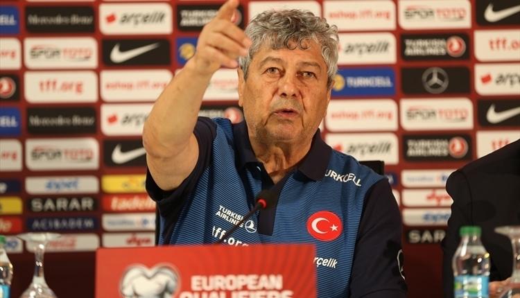 Lucescu'nun ilk 11 tercihleri belli oldu! Türkiye - İsveç...