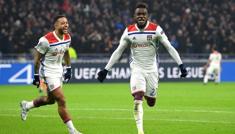 Lyon 2-2 Manchester City maç özeti ve golleri