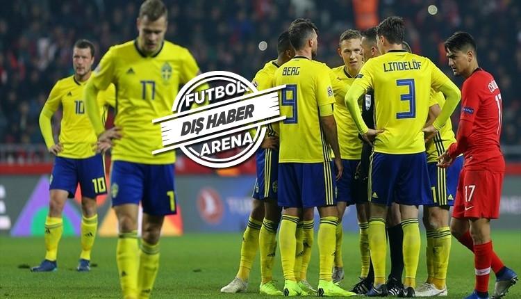 Marcus Berg: 'Türkiye maçında hakem iki penaltı sözü verdi'