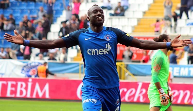 Mbaye Diagne'den transfer açıklaması