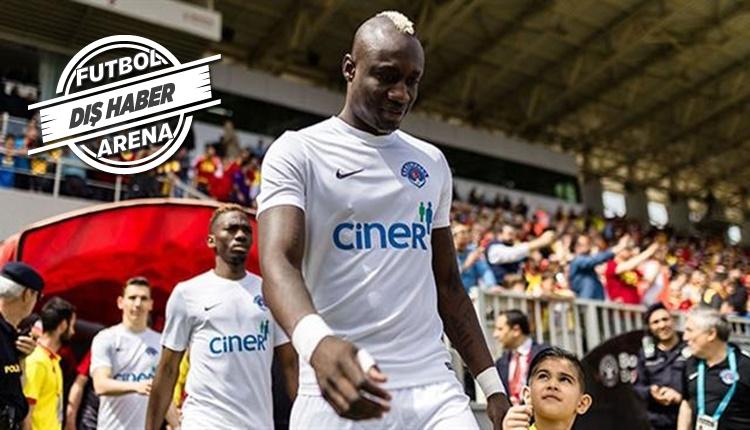 Mbaye Diagne'ye Premier Lig ekibi talip oldu