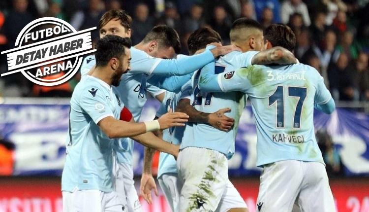 Medipol Başakşehir, Avrupa'nın en iyi 3. takımından biri