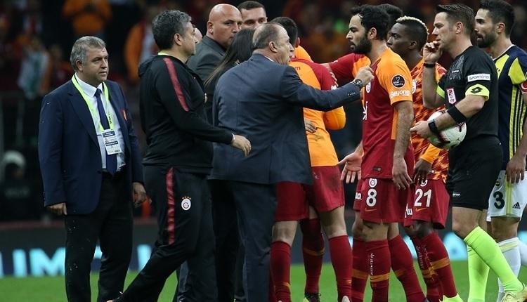 Mehmet Demirkol'dan Fatih Terim'in cezasına;
