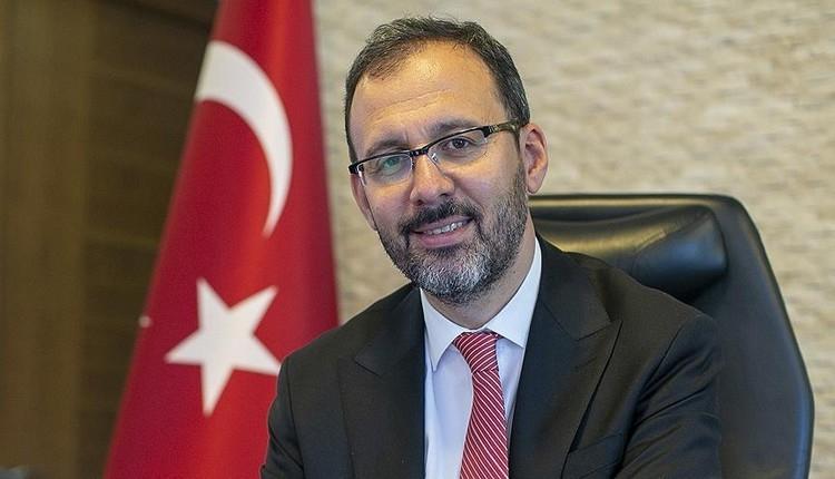 Mehmet Kasapoğlu'ndan derbideki olaylar için ilk açıklama