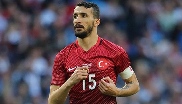 Mehmet Topal, A Milli Takım kadrosuna alındı