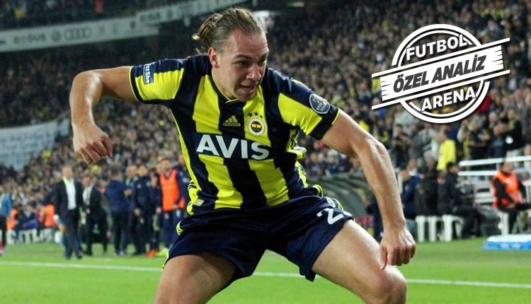 Michael Frey, Süper Lig'in zirvesinde