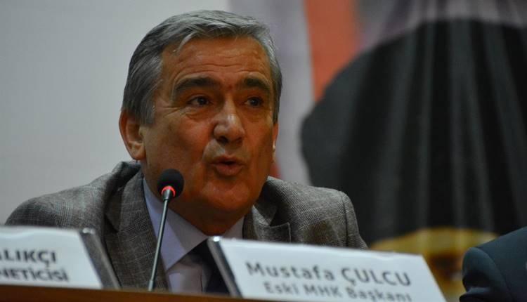 Mustafa Çulcu MHK'ye seslendi