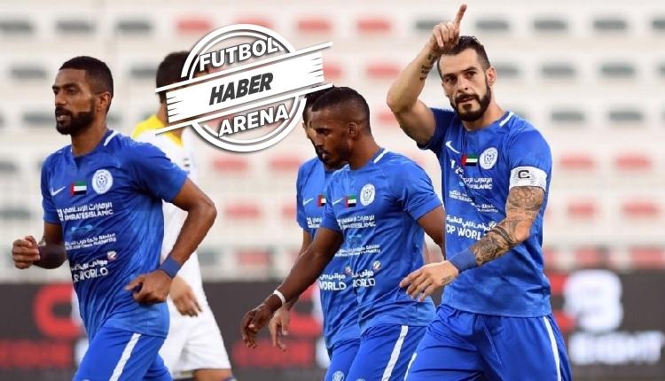 Negredo Al Nasr'da gollerine devam ediyor (İZLE)
