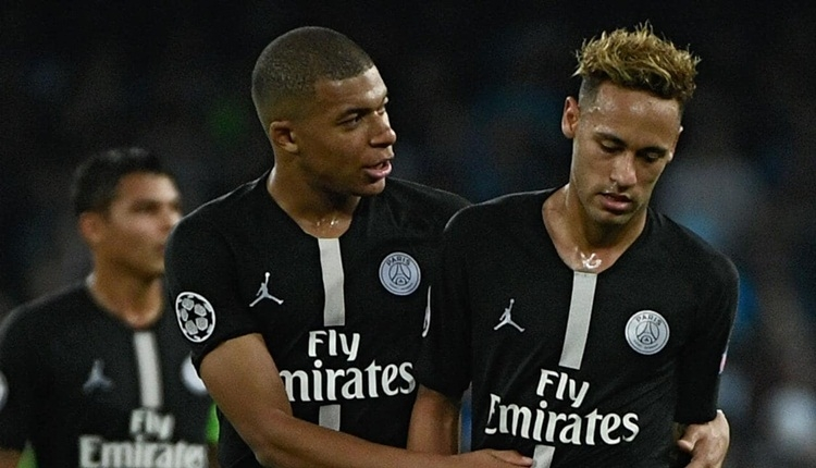 Neymar ve Mbappe'nin sakatlıkları belli oldu