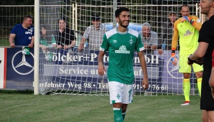 Nuri Şahin Werder Bremen'de ilk golünü attı