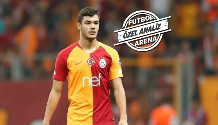 Ozan Kabak'tan Kayserispor maçında göz dolduran performans