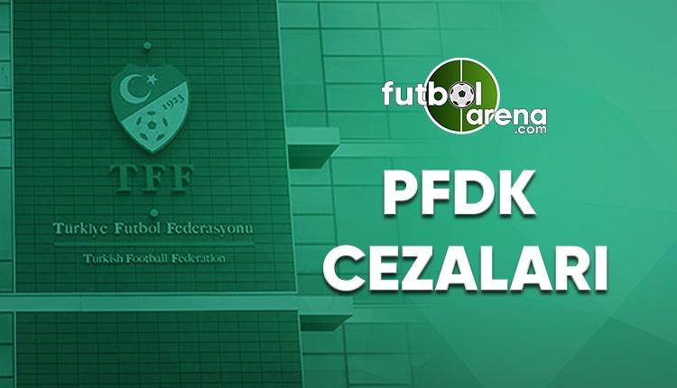 PDFK'dan Galatasaray ve Fenerbahçe'ye ceza!