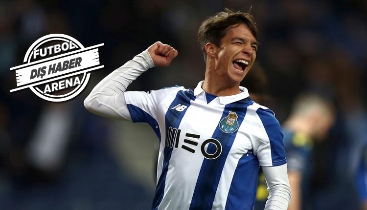 Porto'lu oyuncudan Galatasaray iddiası