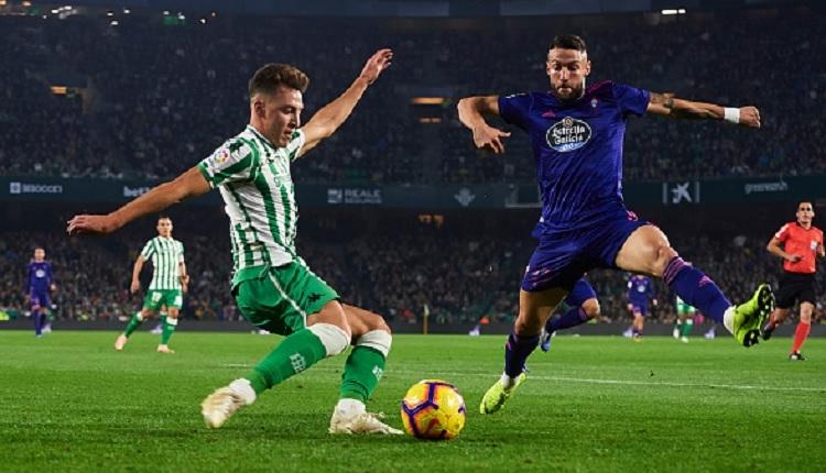 Real Betis 3-3 Celta Vigo maç özeti ve golleri İZLE (Okay Yokuşlu Emre Mor)